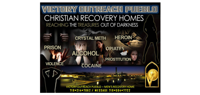 Victory Outreach Pueblo Men's Recovery Home
