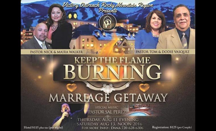 Marriage GetAway