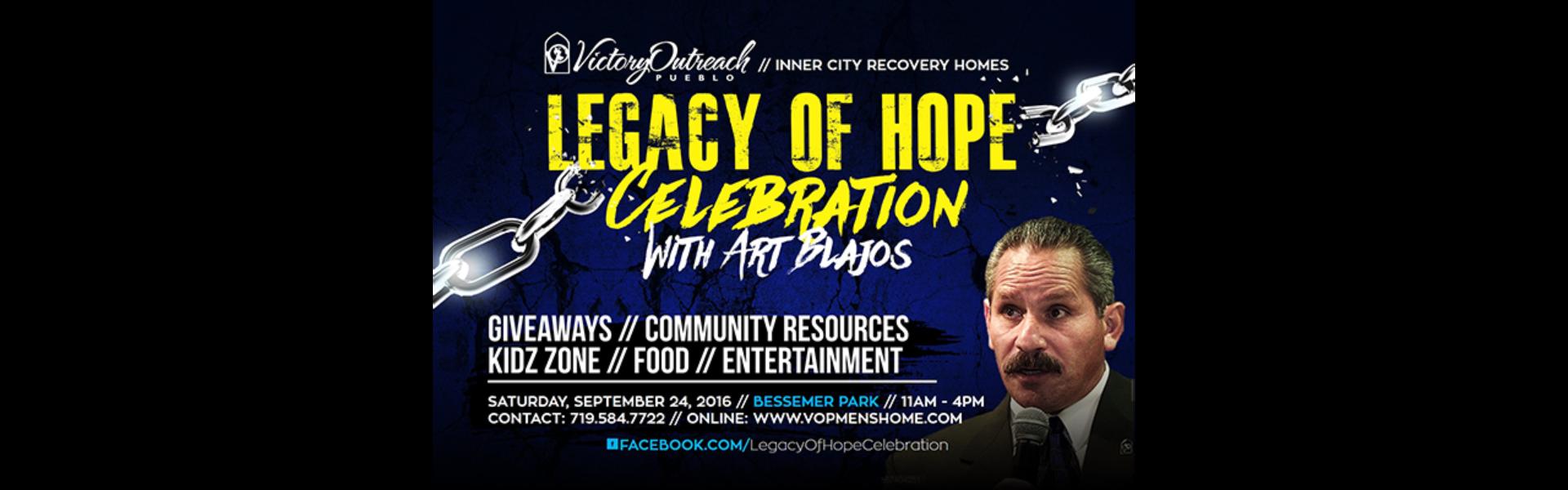 Legacy of Hope Celebration
