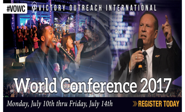 World Conference 2017 <br /> July 10th-14th