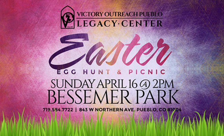 Easter Egg Hunt and Picnic