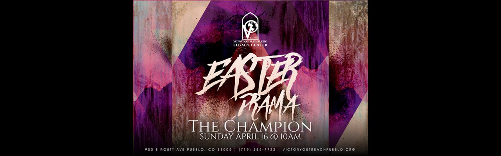 Easter Drama April 16