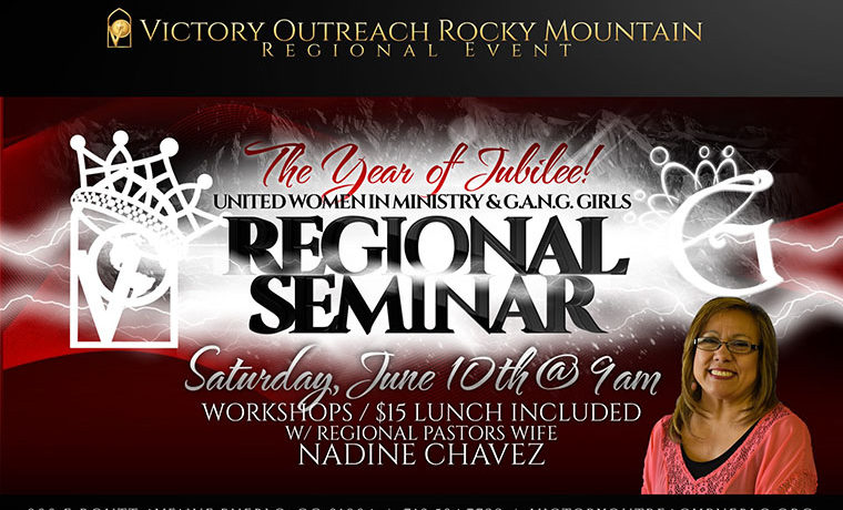 United Women in Ministry and G.A.N.G Girls Regional Seminar <br /> June10