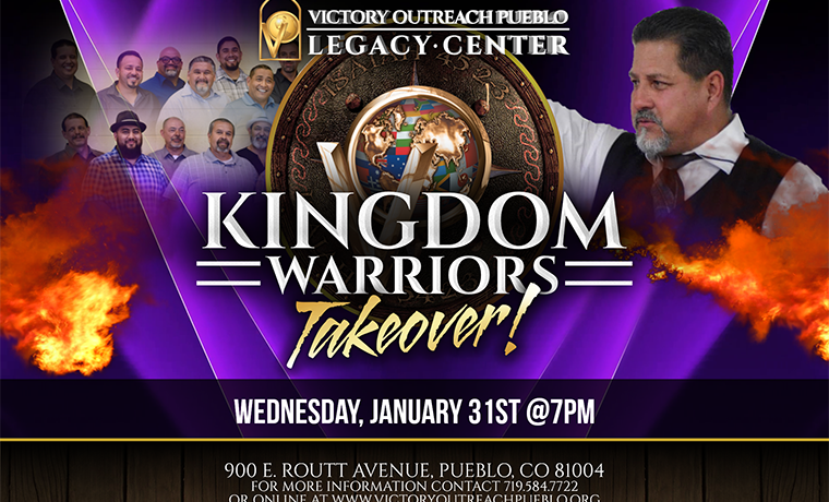 Kingdom Warriors Takeover