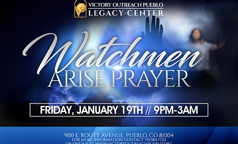 Watchman Arise Prayer