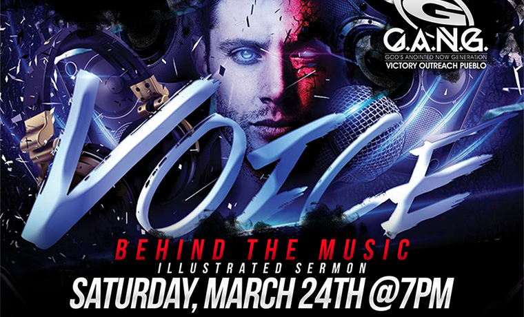 Behind The Music – March 24th