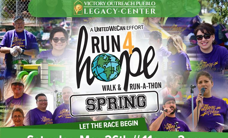 Run 4 Hope Race – May 26th