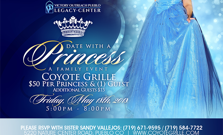 Date With a Princess – May 18th