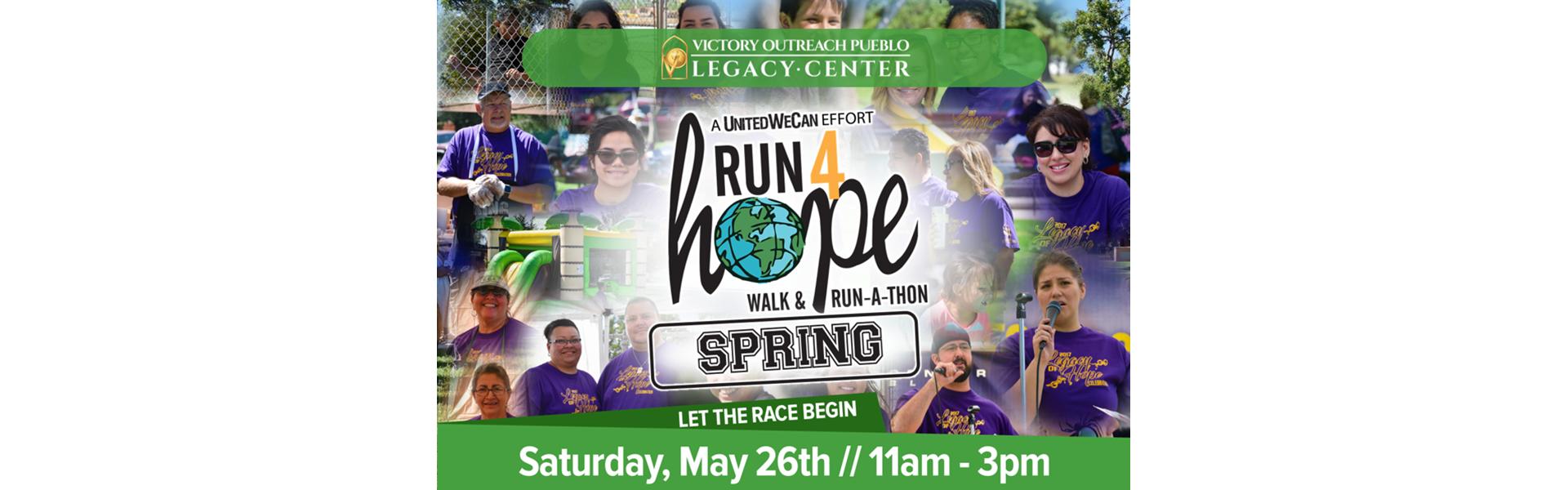 Spring Run 4 Hope – May 26