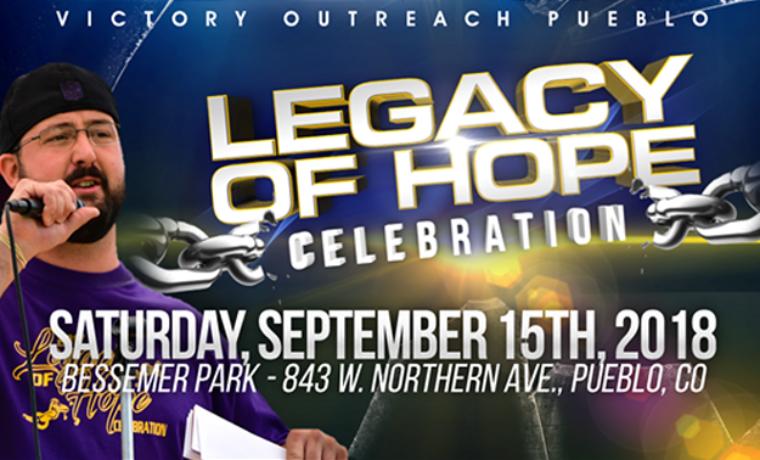 Legacy of Hope Celebration – Sept 15th