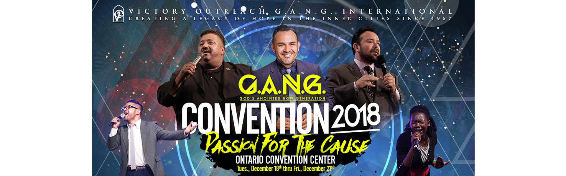 Gang Convention 12/18-21