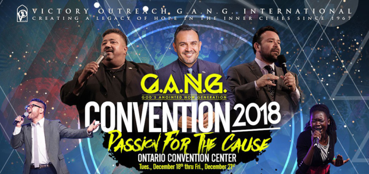 G.A.N.G. Convention 2018 – Dec 18th-21st
