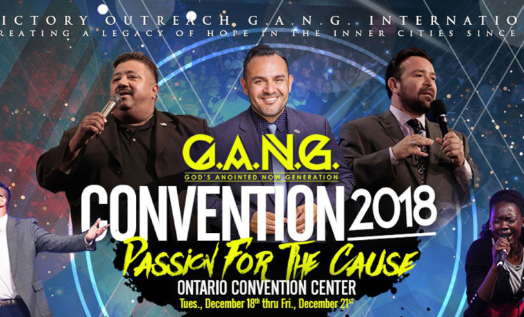 G.A.N.G. Convention 2018 – Dec 18th-21st