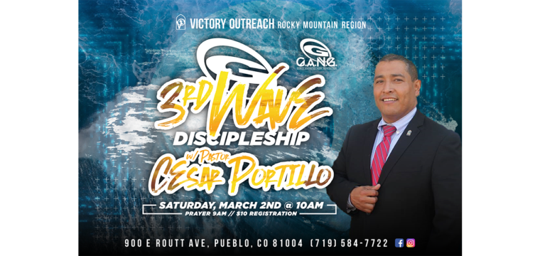 Third Wave Discipleship – March 2