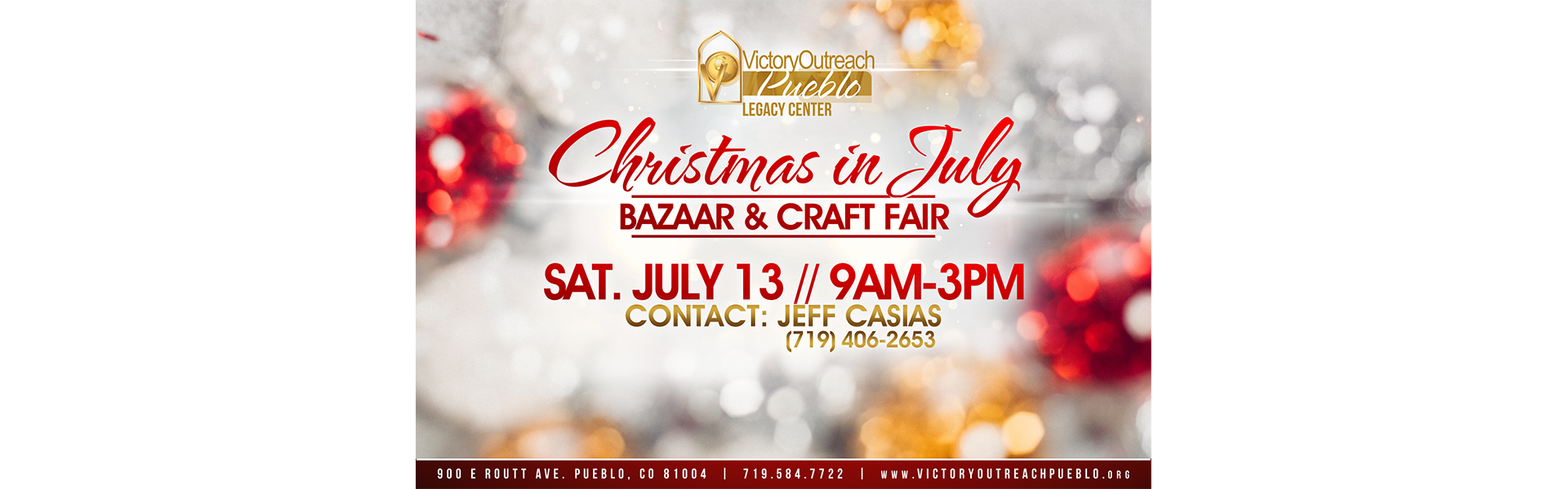 Christmas In July – Jul 13