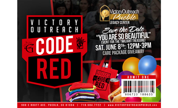 Code Red Event – June 8