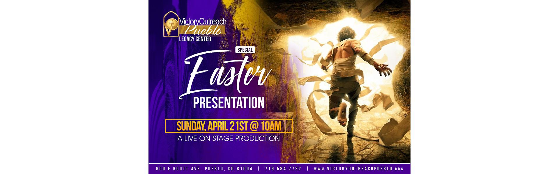 Easter Presentation – Apr 21