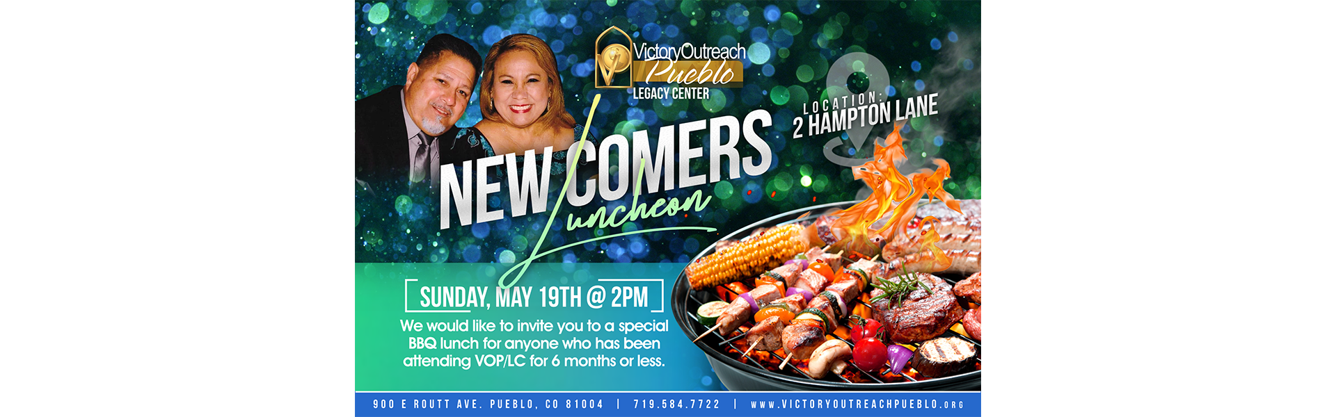 New Comers – May 19