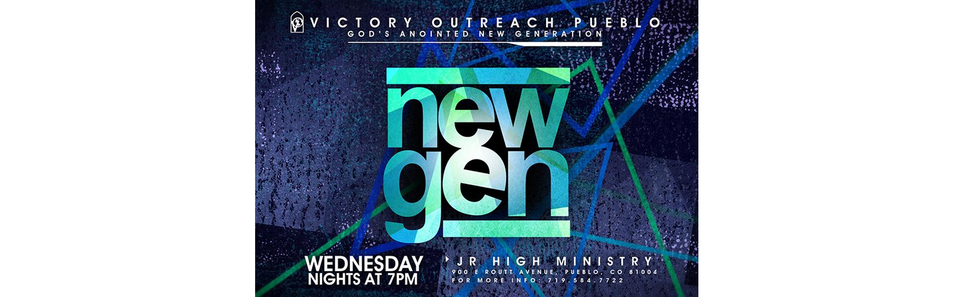 New Gen Wednesdays