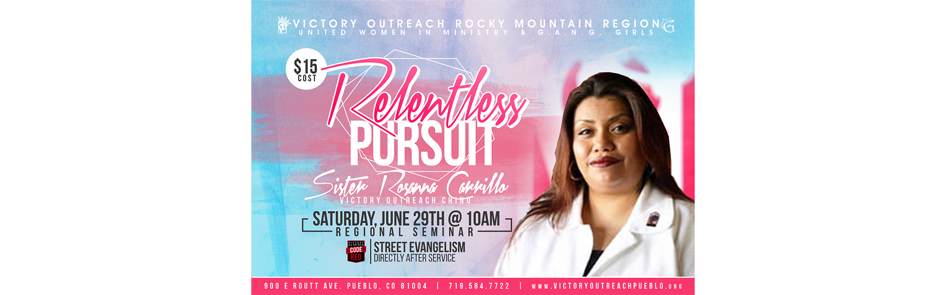 Relentless Pursuit – June 29