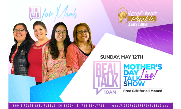 REAL TALK – Mother's Day Talk Show – May 12