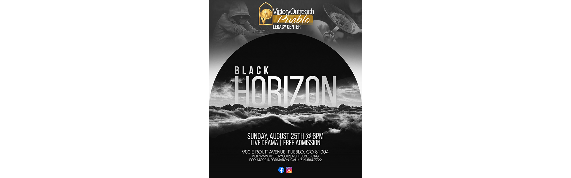 Black Horizon – August 25th