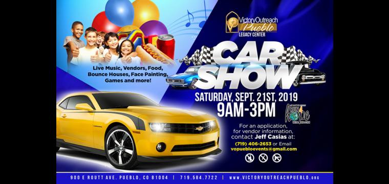 Car Show – Sept. 21