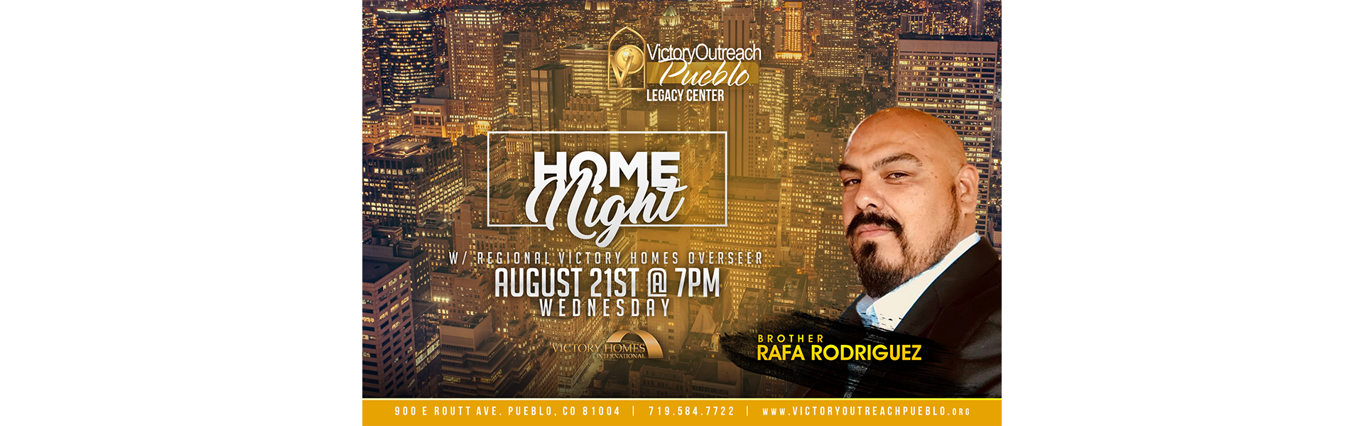 Home Night – Aug 21