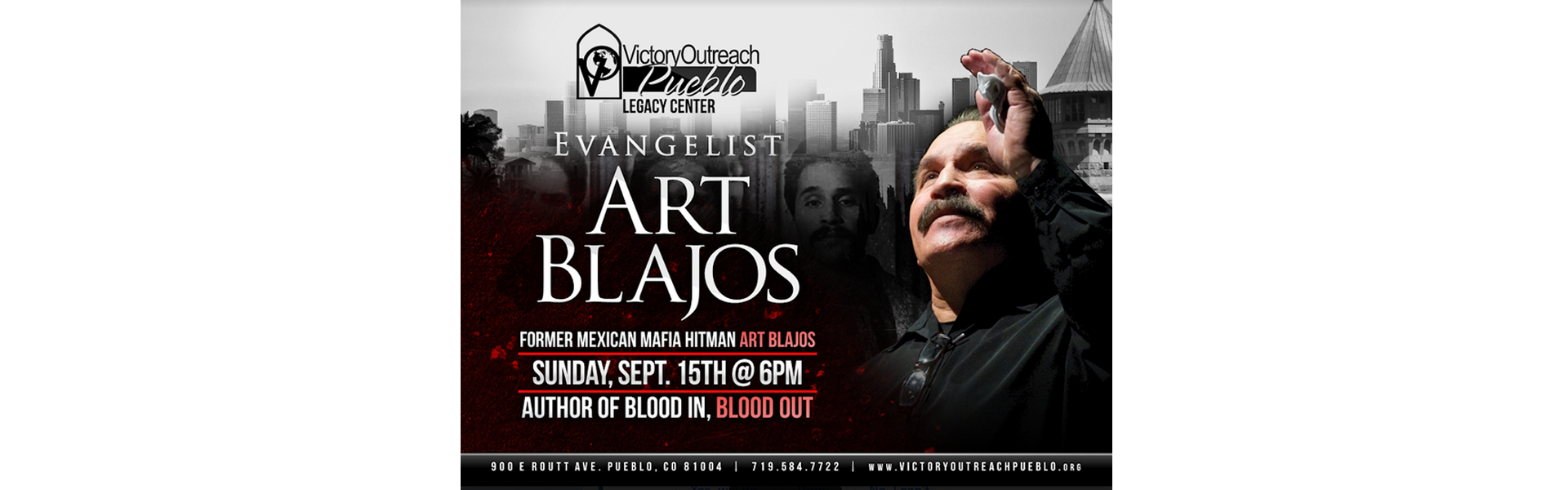 Art Blajos – Sept 15