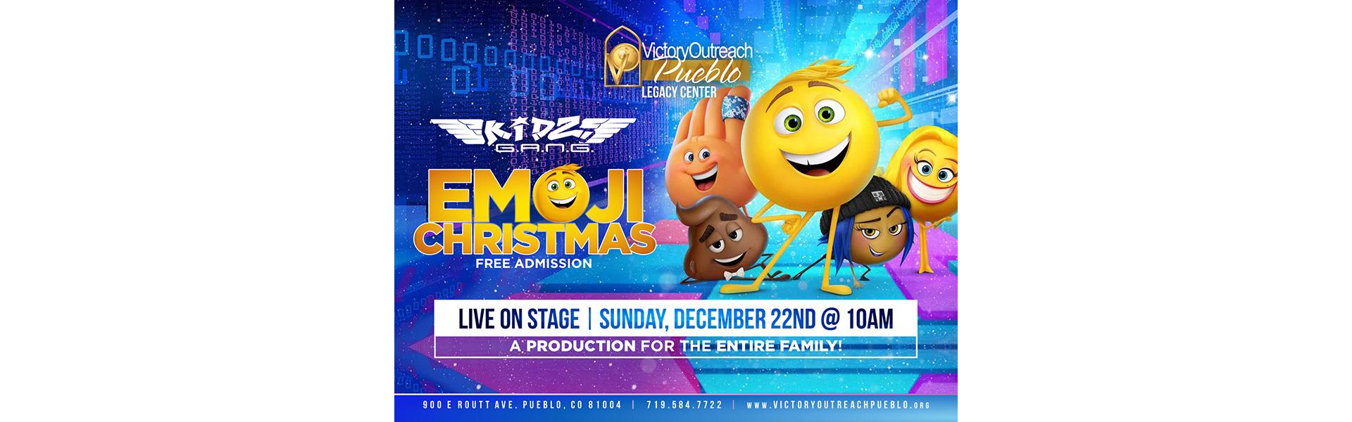 Emoji Christmas – Dec 22